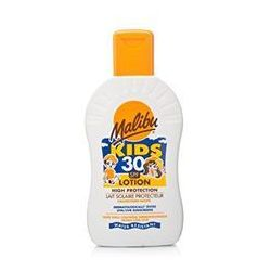 Malibu Kids Lotion SPF50 preparat do opalania ciała 200 ml