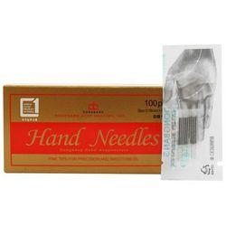 0,18 x 8 mm - pak. po 10 szt. - DONG BANG igły do akupunktury 100 szt.