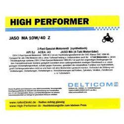 High Performer 10W-40 Motorrad (4-Takt) Motoröl 20 Litr Kanister