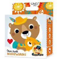 Puzzle, CzuCzu mini puzzle 25 Niedźwiadki