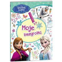 Książki dla dzieci, Kraina Lodu. Moje bazgrołki - Wysyłka od 3,99 - porównuj ceny z wysyłką (opr. miękka)