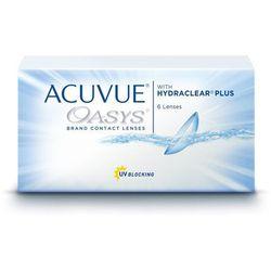 Acuvue Oasys Hydraclear Plus- 6 sztuk w blistrach