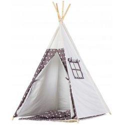 Namiot dla dzieci tipi wigwam domek namiocik Ecotoys