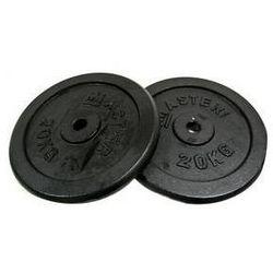 Obciążnik Master 20 kg metalowy (para)