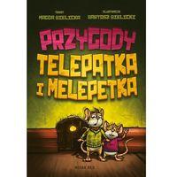 Książki dla dzieci, Przygody Telepatka i Melepetka (opr. broszurowa)