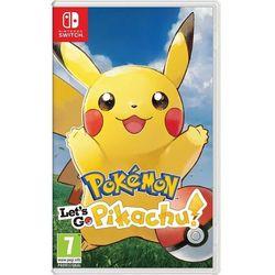Gra Nintendo SWITCH Pokemon Let's Go Pikachu!