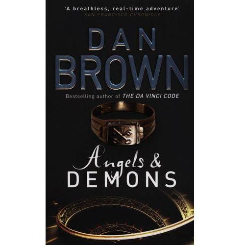Książki do nauki języka, Angels and Demons (opr. miękka)