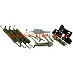 Sprężynki szczęk hamulca postojowego zestaw montażowy Ford Explorer 1995-2001