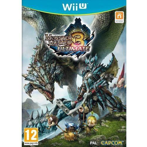 Gry na Nintendo Wii U, Monster Hunter 3 Ultimate (Wii U)