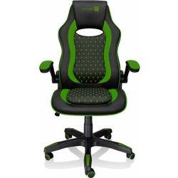 Connect IT fotel do gier Matrix Pro, zielony