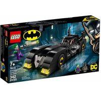 Klocki dla dzieci, Klocki LEGO Super Heroes 76119 Batmobile: w pogoni za Jokerem