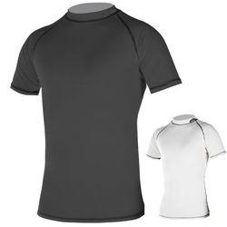 Koszulka dziecięca Fly Pro inSPORTline z krótkim rękawem, Beżowy, XS (98-104)