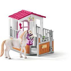 Zagroda dla koni, klacz Luzytańska - Schleich