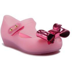 Baleriny MELISSA - Mini Melissa Ultragirl Celebra 32450 Pink/Red 51338