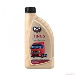 K2 TIRUS 1L Płyn niezamarzający do pneumatyki układów hamulcowych