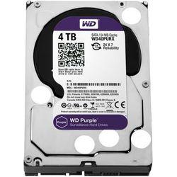 Dysk twardy Western Digital WD40PURX - pojemność: 4 TB, cache: 64MB, SATA III, 5400 obr/min