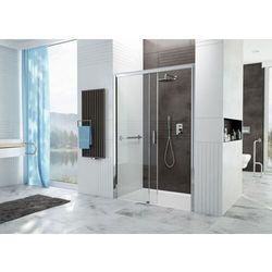 Sanplast Free Zone drzwi wnękowe 150 cm przesuwne lewe D2L/FREEZONE-150-S smW15 600-271-3210-39-231