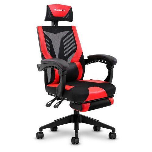 Fotele dla graczy, Fotel Gamingowy HUZARO COMBAT 4.2 RED