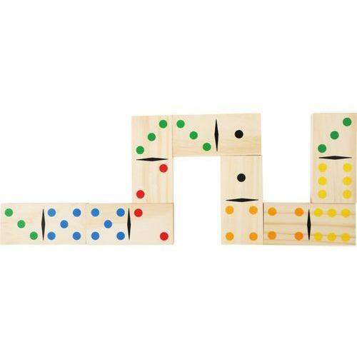 Gry dla dzieci, Domino gigantyczne w torbie