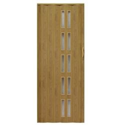 Drzwi harmonijkowe Natura 005S-80-46 G