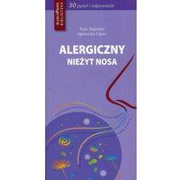 Książki medyczne, Alergiczny nieżyt nosa. 50 pytań i odpowiedzi (opr. miękka)