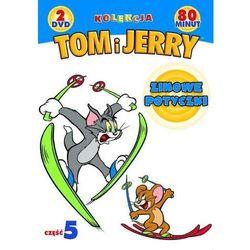 Tom i Jerry: Kolekcja cz.5 Zimowe szaleństwa (2 DVD)