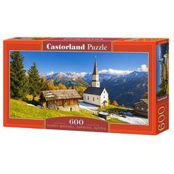 600 elementów, Kościół Marterle, Karyntia, Austria