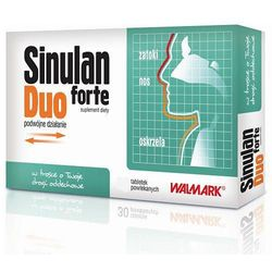 SINULAN DUO FORTE x 60 tabletek