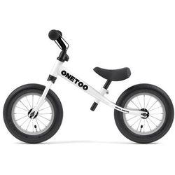 Rowerek biegowy Yedoo OneToo bez hamulców, Biały