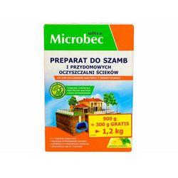 Microbec Ultra proszek 1200g Bakterie do szamba, oczyszczalni cytryna.