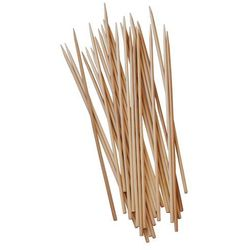 Patyczki bambusowe do szaszłyków 250 mm, 250 szt. | TOMGAST, FF-16633