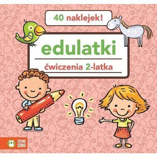 Książki dla dzieci, Edulatki Ćwiczenia 2-latka (opr. miękka)