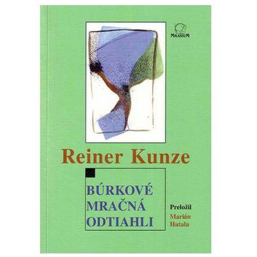 Pozostałe książki, Búrkové mračná odtiahli Kunze Reiner