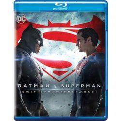 Batman v Superman: Świt sprawiedliwości (Blu-Ray) - Zack Snyder DARMOWA DOSTAWA KIOSK RUCHU