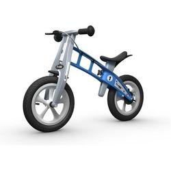 Rowerek biegowy FIRST BIKE STREET /niebieski/