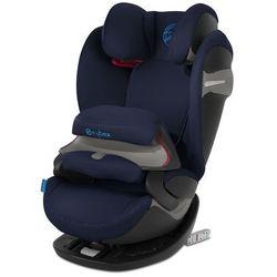 CYBEX fotelik samochodowy Pallas S-fix 2019 Indigo Blue - BEZPŁATNY ODBIÓR: WROCŁAW!
