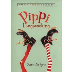 Pippi Longstocking (opr. miękka)