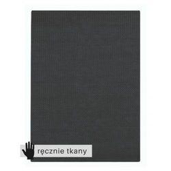 Carpet Decor:: Dywan Bellen Charcoal 160x230cm - czarny