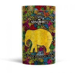 Sir Adalbert's Black Tropical Tea liściasta PUSZKA