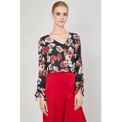 Bluzka w kwiaty Conesa Flowers - Click Fashion