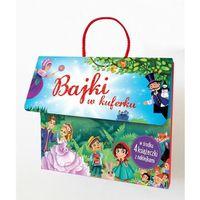 Książki dla dzieci, Świąteczny kuferek zabaw (opr. kartonowa)