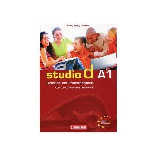 studio d deutsch als fremdsprache j zyk niemiecki podr cznik cz 2 poziom a1 cd. Black Bedroom Furniture Sets. Home Design Ideas