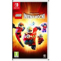 Gry Nintendo Switch, LEGO Iniemamocni PL SWITCH