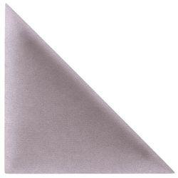 Panel ścienny tapicerowany Stegu Mollis trójkąty 30 x 30 cm lawendowy 2 szt.