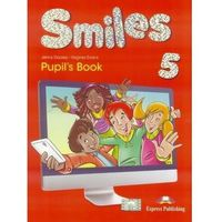 E-booki, Smileys 5 PB + ebook EXPRESS PUBLISHING - Jenny Dooley, Virginia Evans
