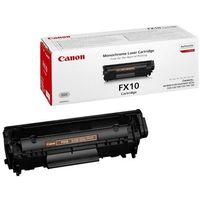 Akcesoria do faksów, Oryginał Toner Canon FX10 do faxów L-100/120/140, MF-4010/4370DN | 2 000 str. | czarny black