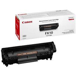 Wyprzedaż Oryginał Toner Canon FX10 do faxów L-100/120/140, MF-4010/4370DN | 2 000 str. | czarny black, opakowanie zastępcze