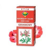 Olejki zapachowe, GERANIUM - Olejek eteryczny ETJA 10 ml