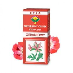 GERANIUM - Olejek eteryczny ETJA 10 ml