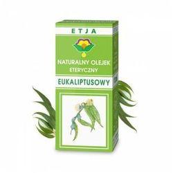 EUKALIPTUS - Olejek eteryczny ETJA 10 ml